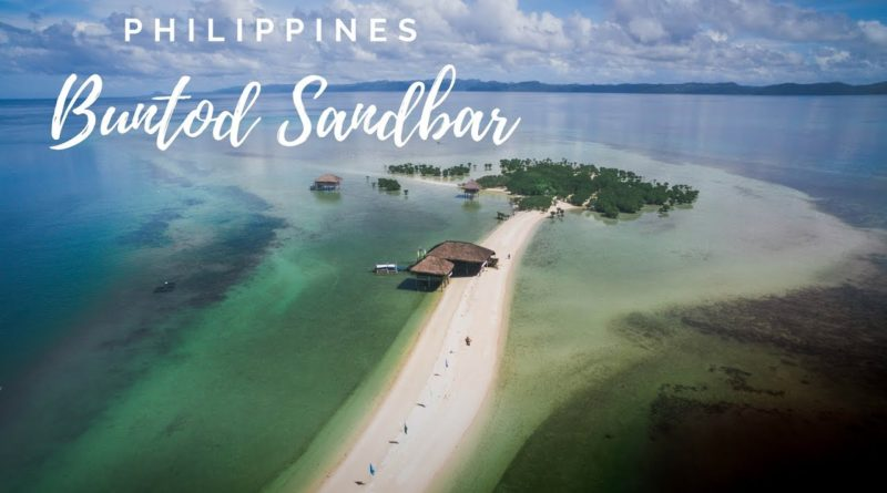 Die Philippinen im Video - Die Sandbank von Buntod auf Masbate