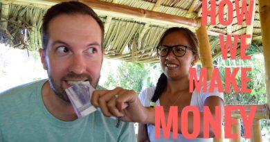 Die Philippinen im Video - Wie wir auf den Philippinen Geld verdienen