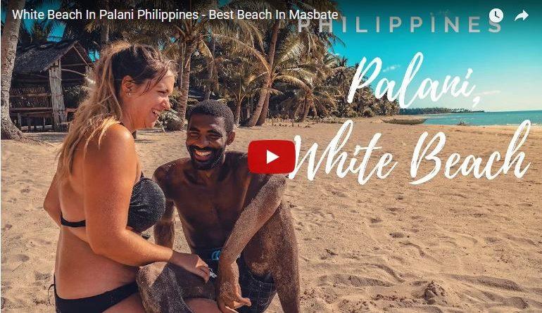 Die Philippinen im Video - Am weißen Strand von Palani auf Masbate