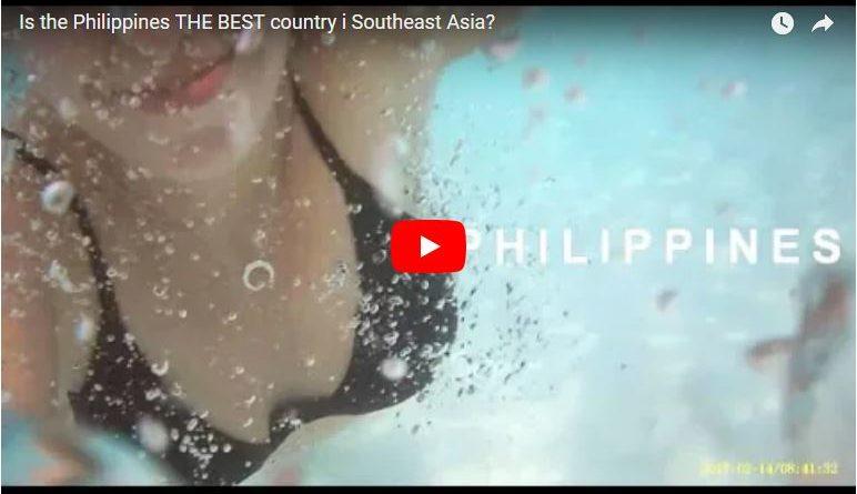 Die Philippinen im Video - Sind die Philippinen das beste Reiseland in Südostasien?