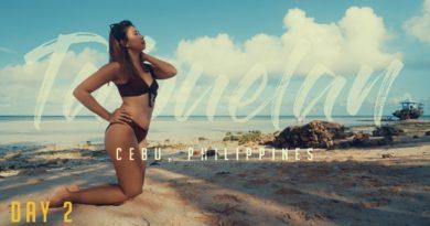 Die Philippinen im Video - Besuch am Strand von Tabuelan