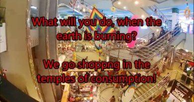 Die Philippinen im Video - Was machst du, wenn die Erde brennt? Einkaufen! Film: Sir Dieter Sokoll KR