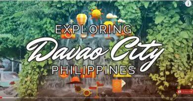 Die Philippinen im Video - Die Stadt Davao 2018 entdecken