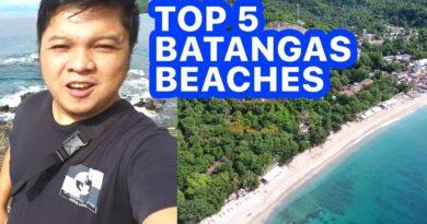 Die Philippinen im Video - 5 Strände in Batangas an einem Wochenende