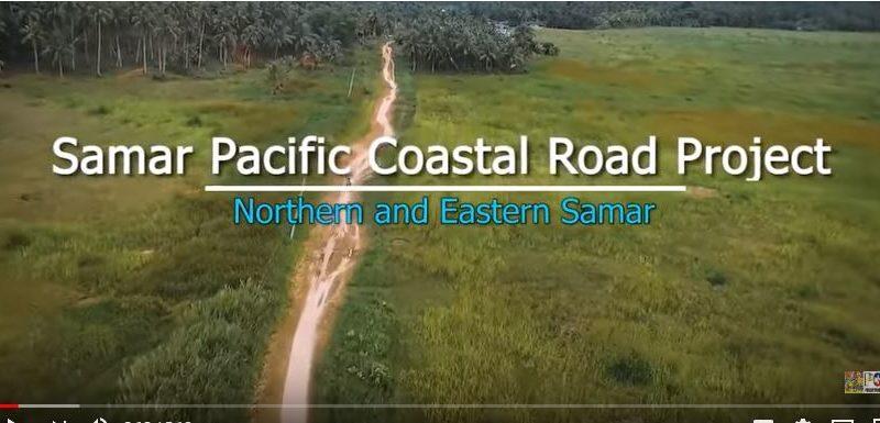 Die Philippinen im Video - Grundsteinlegung zur Samar-Pazifik-Küstenstraße