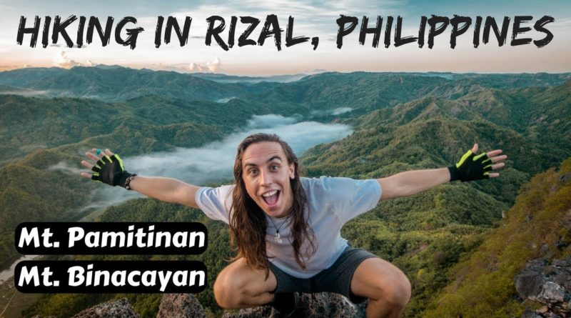 Die Philippinen im Video - Gipfelbesteigung mit Filipinos in Rizal