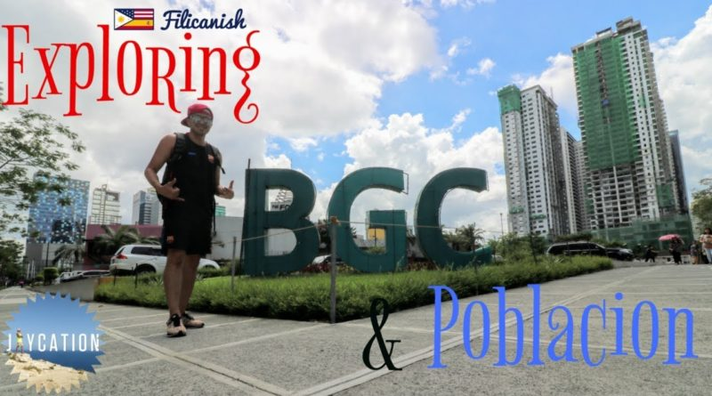 Die Philippinenim Video - Entdeckungen in BGC und Poblacion