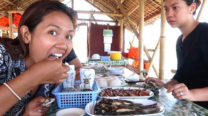 Die Philippinen im Video - Die Seafood Hauptstadt Roxas