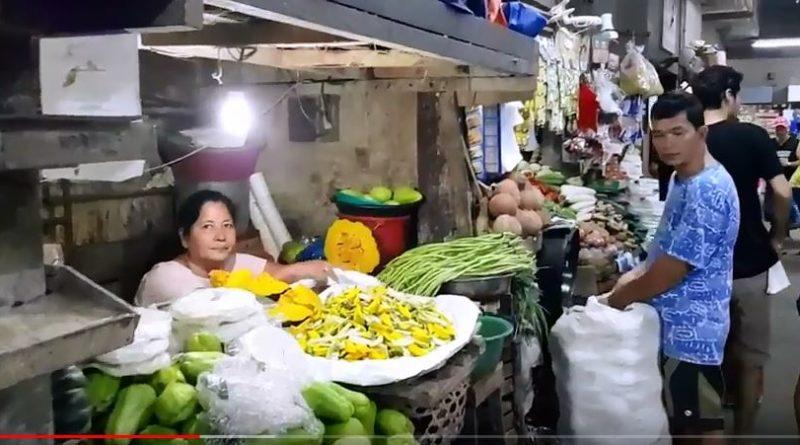 Die Philippinen im Video - Emilio geht zum Markt in Dumaguete