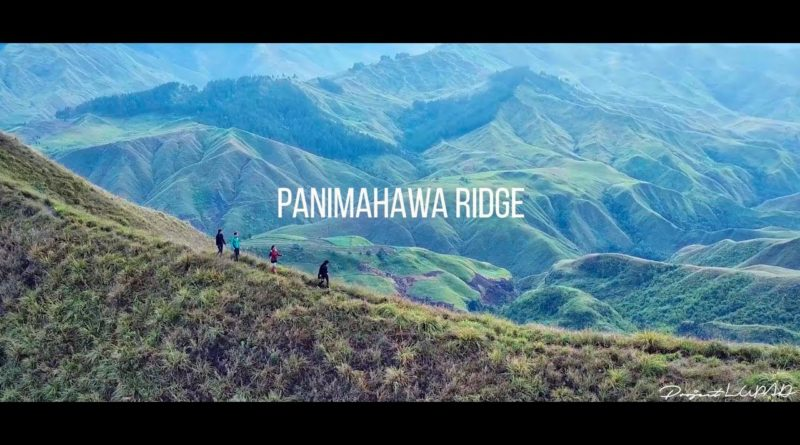 Die Philippinen im Video - Panimahawa Ridge über den Wolken