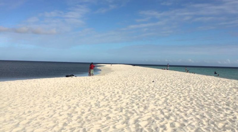 Die Philippinen im Video - White Island - Camiguin