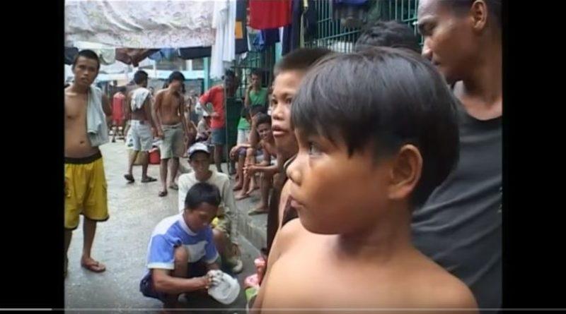 Die Philippinen im Video - Kinder im Gefängnis