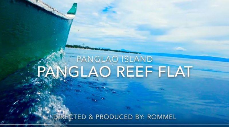 Die Philippinen im Video - Mit dem Boot zum Panglao Reef Flat