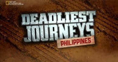 Die Philippinen im Video - Abenteuer auf einer der tödlichsten Straßen der Philippinen