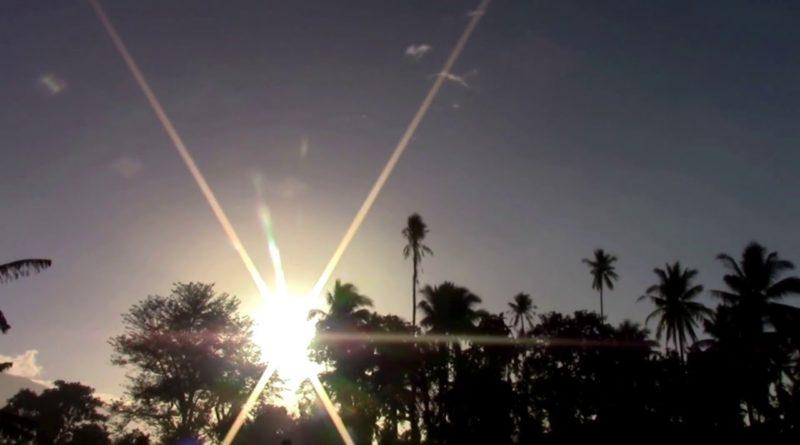 Die Philippinen im Video - Wochenanfang mit einem Sonnenaufgang