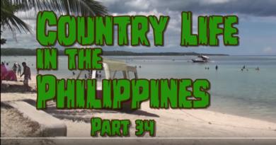 Die Philippinen im Video - Leben auf dem Lande - Teil 34