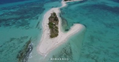 Die Philippinen im Video - Insel Cresta de Gallo in Sibuyan, Romblon