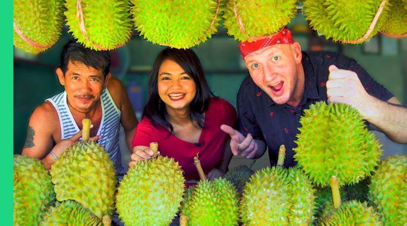 Die Philippinen im Video - Davao Durian Tour