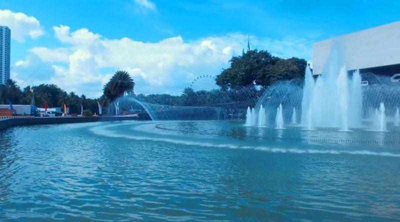 Die Philippinen im Video - Roxas Boulevard Manila