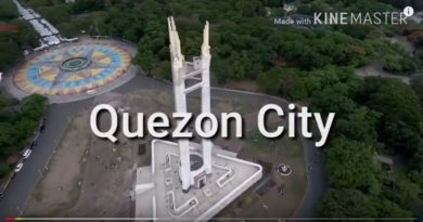 Die Philippinen im Video - Quezon City 2018