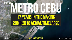 17 Jahre Cebu City im Zeitraffer