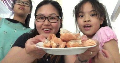 Die Philippinen im Video - Wir essen Santol