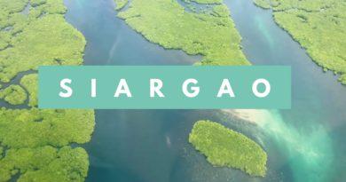 Die Philippinen im Video - Schönheitsköniginnen in Siargao