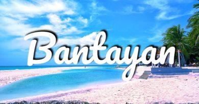 Die Philippinen im Video - Strände und Resort auf der Insel Bantayan