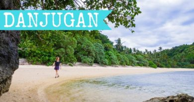 Die Philippinen im Video - Die Insel Danjugan in Negros Occidental