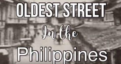 Die Philippinen im Video - Die älteste Straße der Philippinen