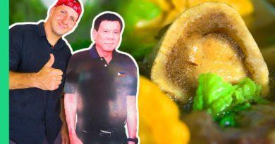 Die Philippinen im Video - Foodtour durch die favorisierten Carenderias von Duterte in Davao