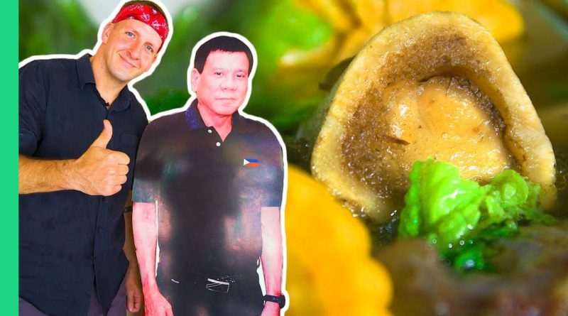 Die Philippinen im Video - Foodtour durch die favorisierten Carenderias von Duterte in Davao