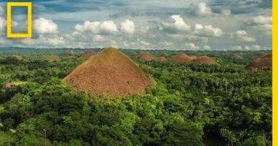 Die Philippinen im Video - Über den Chocolate Hills in Bohol