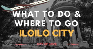Die Philippinen im Video - Virtueller Stadtführer für Iloilo