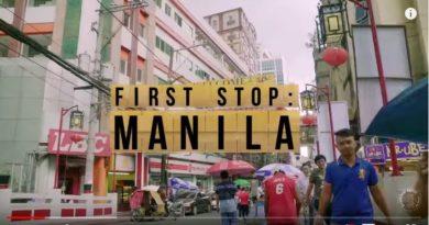 Die Philippinen im Video - Bambiking durch Intrumuiros