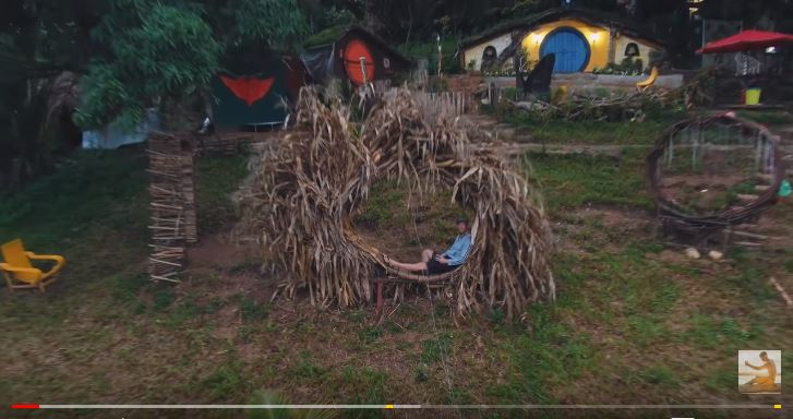 Die Philippinen im Video - Hobbit Häuser & Bergpanoramen