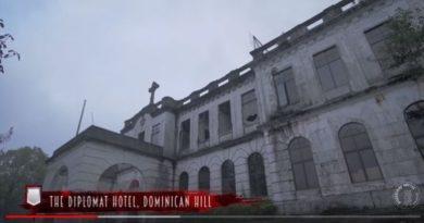 Die Philippinen im Video - Untersuchung des Diplomat Hotels in Baguio