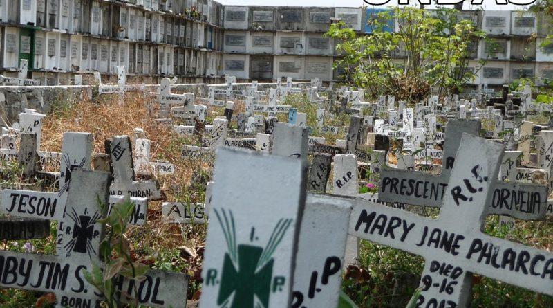 Die Philippinen im Video - UNDAS oder Allerheiligen und Allerseelen auf dem Friedhof Foto und Video: Sir Dieter Sokoll KR