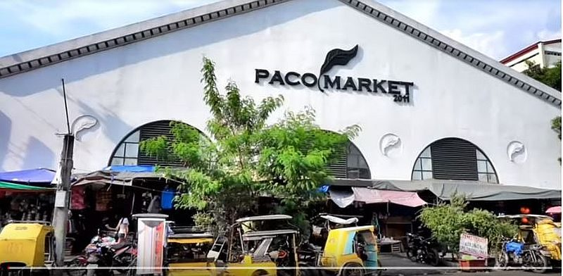 Die Philippinen im Video - Paco Market und Estero de Paco in Manila