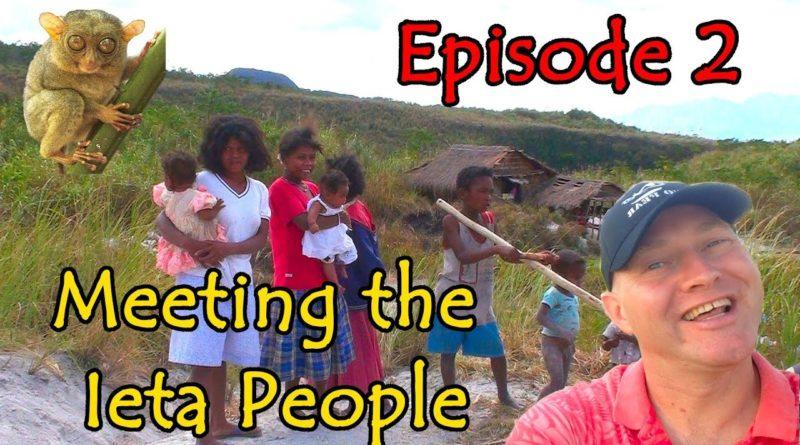 Wir treffen die Leta-Menschen