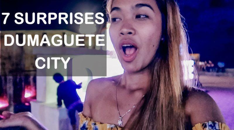 Die Philippinen im Video - Zum ersten Mal in Dumaguete