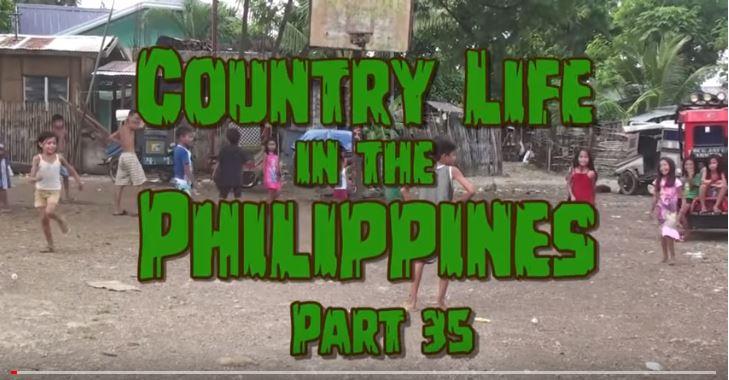 Die Philippinen im Video - Landleben auf Cebu