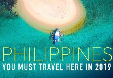 Die Philippinen im Video - 5 Gründe 2019 die Philippinen zu besuchen