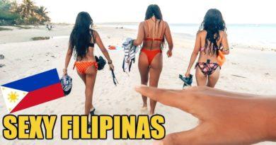 Die Philippinen im Video - Sexy Girls fallen auf Batayan ein