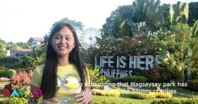 Die Philippinen im Video - Schüler der 11. Klasse zeigen uns ihr Davao