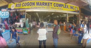 Die Philippinen im Video - COGON - Der Markt - I Foto & Video von Sir Dieter Sokoll