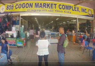 Die Philippinen im Video - COGON - Der Markt - I Foto & Video von Sir Dieter Sokoll