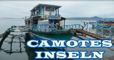 Die Philippinen im Video - Camotes Inseln - Hin und zurück Foto und Video von Sir Dieter Sokoll