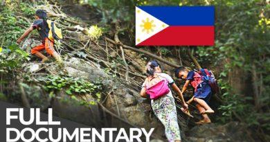 Die Philippinen im Video - Extrem gefährliche Schulwege - Philippinen