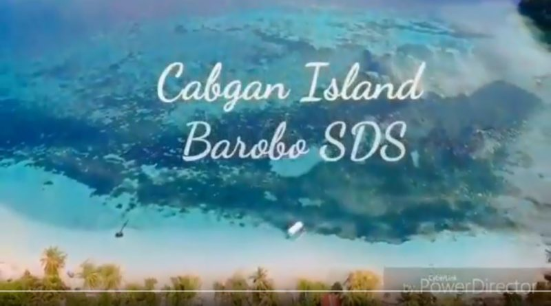 Die Philippinen im Video - Cabgan Insel in Barobo